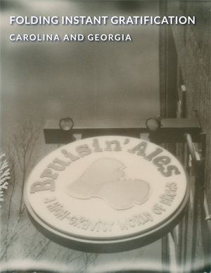 The cover of Folding Instant Gratification: Carolina and Georgia