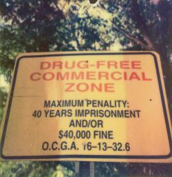 Commercial Free Drug Zone Would Be More Accurate