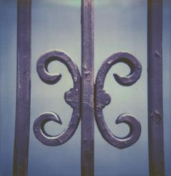 Wrought Iron Detail
